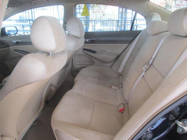 2006 Honda Civic LX Gardena, California 10