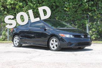 2006 Honda Civic EX with NAVI Hollywood, Florida