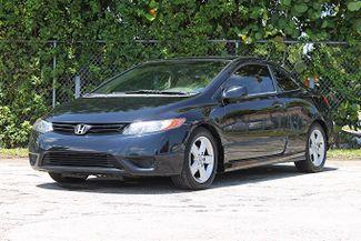 2006 Honda Civic EX with NAVI Hollywood, Florida 22