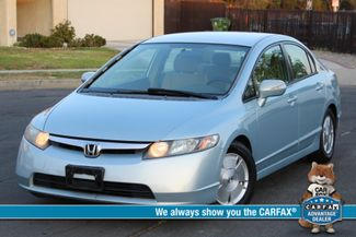 2006 Honda CIVIC HYBRID NAVIGATION in Woodland Hills CA, 91367