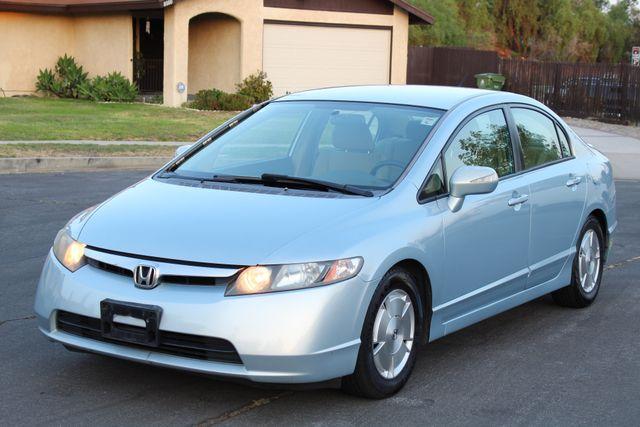 2006 Honda CIVIC HYBRID NAVIGATION in Woodland Hills CA, 91367