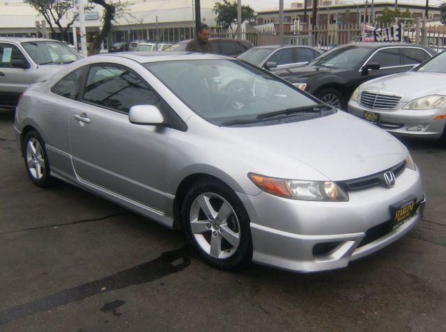2006 Honda Civic EX Los Angeles, CA 3