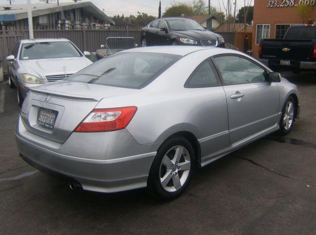 2006 Honda Civic EX Los Angeles, CA 4