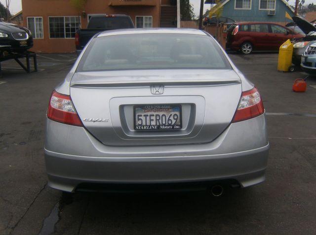 2006 Honda Civic EX Los Angeles, CA 7