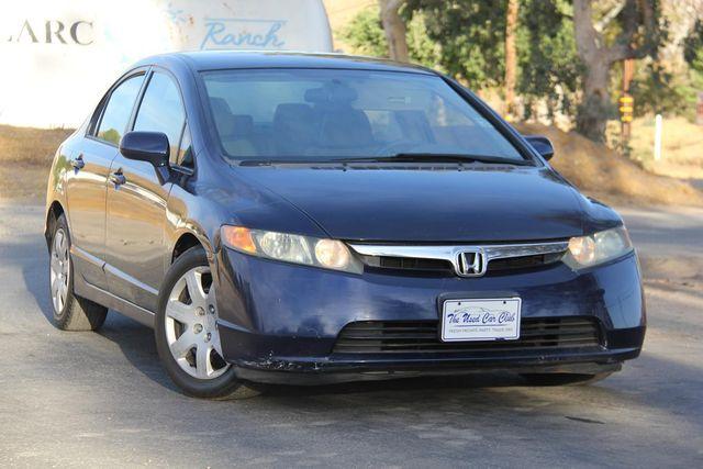 2006 Honda Civic LX Santa Clarita, CA 3
