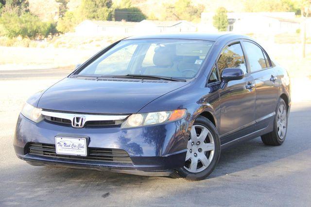 2006 Honda Civic LX Santa Clarita, CA 4