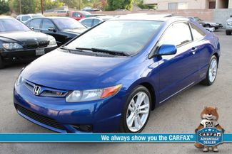 2006 Honda CIVIC SI COUPE 1-OWNER in Woodland Hills CA, 91367