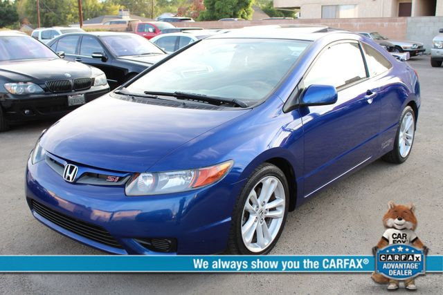 2006 Honda CIVIC SI COUPE 1 OWNER ...
