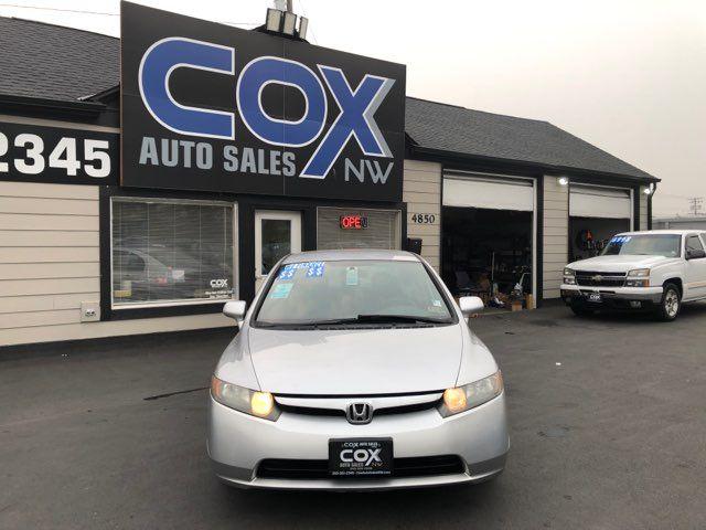 2006 Honda Civic LX in Tacoma, WA 98409
