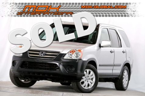 2006 Honda CR-V EX - AWD - 1 owner - Service records in Los Angeles