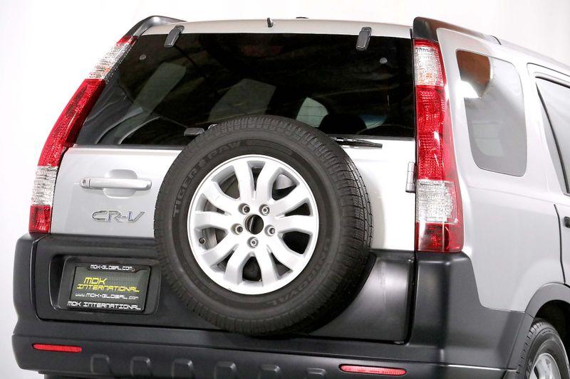 2006 Honda CR-V EX - AWD - 1 owner - Service records  city California  MDK International  in Los Angeles, California