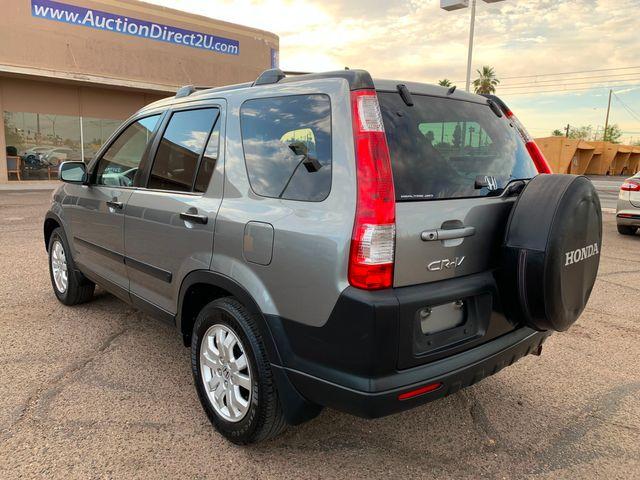 2006 Honda CR-V EX AWD 3 MONTH/3,000 MILE NATIONAL POWERTRAIN WARRANTY Mesa, Arizona 2