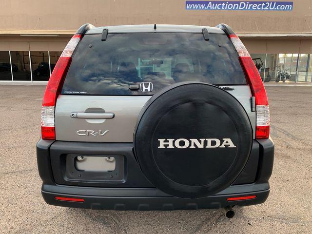 2006 Honda CR-V EX AWD 3 MONTH/3,000 MILE NATIONAL POWERTRAIN WARRANTY Mesa, Arizona 3