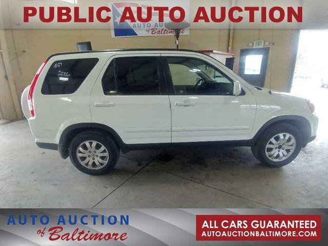 2006 Honda CR-V EX SE | JOPPA, MD | Auto Auction of Baltimore  in Joppa MD