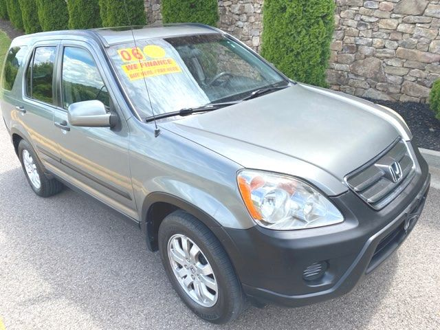 2006 Honda CR-V EX in Knoxville, Tennessee 37920