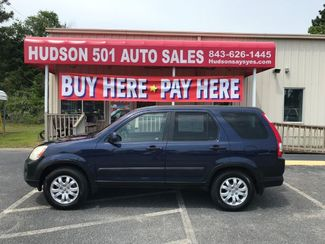 2006 Honda CR-V EX | Myrtle Beach, South Carolina | Hudson Auto Sales in Myrtle Beach South Carolina