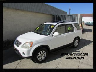 2006 Honda CR-V 4x4 SE, Low Miles! Leather! Clean CarFax! in New Orleans Louisiana, 70119