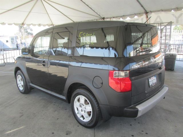 2006 Honda Element LX Gardena, California 1