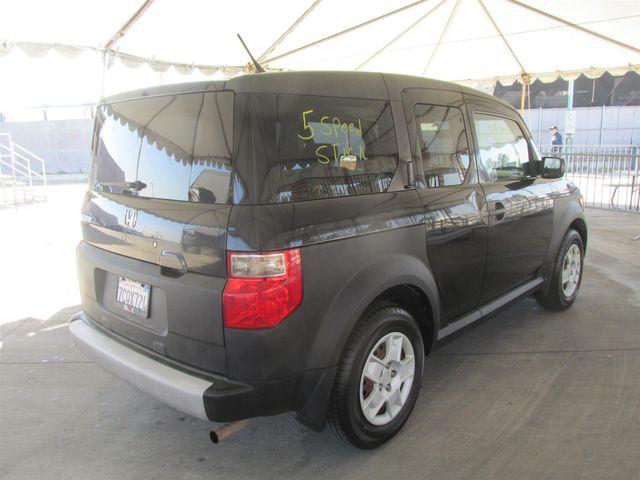 2006 Honda Element LX Gardena, California 2
