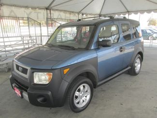 2006 Honda Element EX Gardena, California