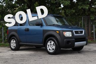 2006 Honda Element LX Hollywood, Florida