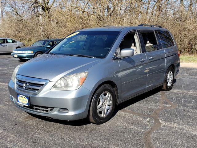 2006 Honda Odyssey EX   Champaign, Illinois   The Auto Mall of Champaign in Champaign Illinois