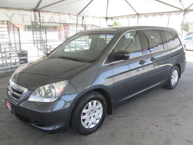 2006 Honda Odyssey LX Gardena, California