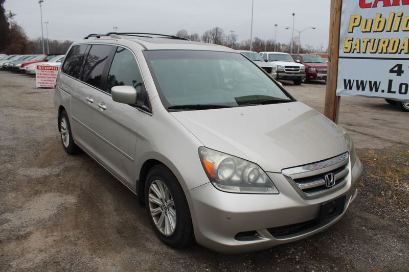 2006 Honda Odyssey TOURING  city MD  South County Public Auto Auction  in Harwood, MD