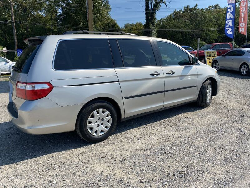 2006 Honda Odyssey LX  city MD  South County Public Auto Auction  in Harwood, MD