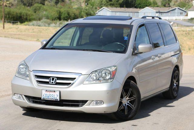 2006 Honda Odyssey TOURING Santa Clarita, CA 4