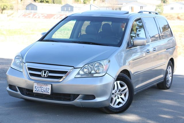 2006 Honda Odyssey EX-L Santa Clarita, CA 4