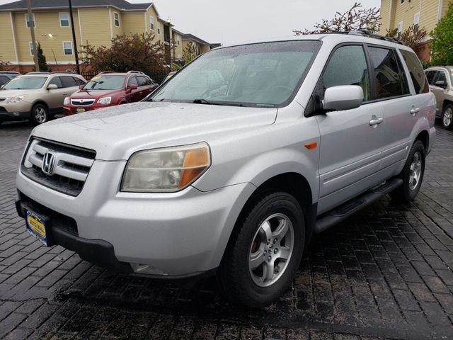 2006 Honda Pilot EX-L with RES | Champaign, Illinois | The Auto Mall of Champaign in Champaign Illinois