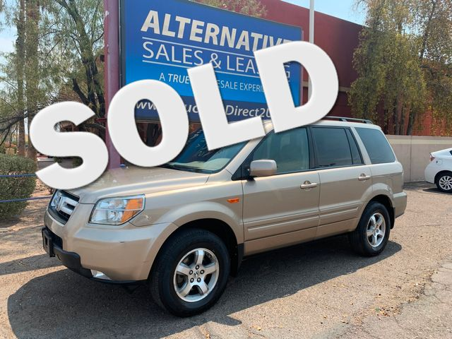 2006 Honda Pilot EX-L 3 MONTH/3,000 MILE NATIONAL POWERTRAIN WARRANTY Mesa, Arizona