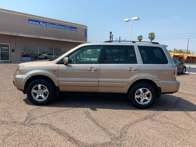 2006 Honda Pilot EX-L 3 MONTH/3,000 MILE NATIONAL POWERTRAIN WARRANTY Mesa, Arizona 1