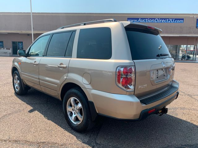 2006 Honda Pilot EX-L 3 MONTH/3,000 MILE NATIONAL POWERTRAIN WARRANTY Mesa, Arizona 2