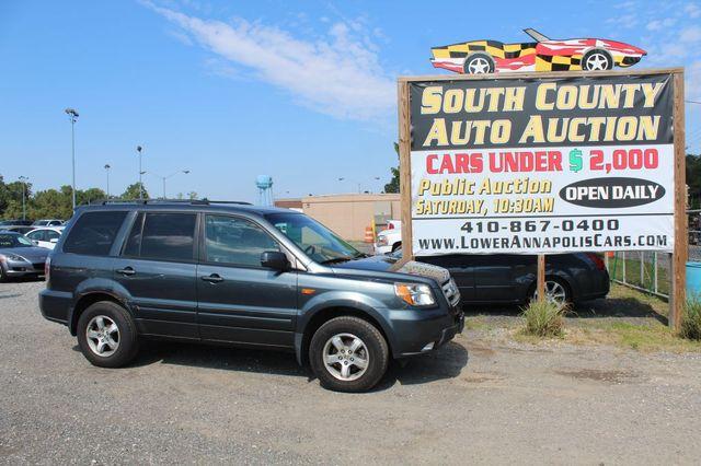Public Auto Auction Md >> 2006 Honda Pilot EX city MD South County Public Auto Auction