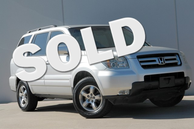 2006 Honda Pilot 4WD EX-L with DVD Entertainment