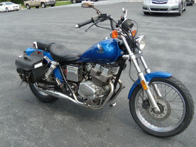 1986 Honda Rebel CMX250C