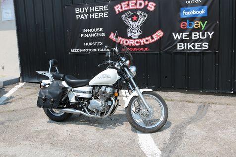 2006 Honda Rebel CMX250C | Hurst, Texas | Reed's Motorcycles in Hurst, Texas