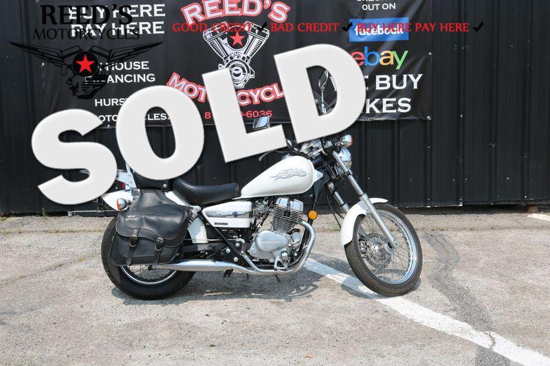 2006 Honda Rebel CMX250C | Hurst, Texas | Reed's Motorcycles in Hurst Texas