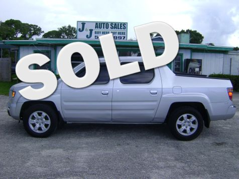 2006 Honda Ridgeline RTL 4WD in Fort Pierce, FL