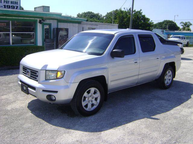 2006 Honda Ridgeline RTL 4WD in Fort Pierce, FL 34982