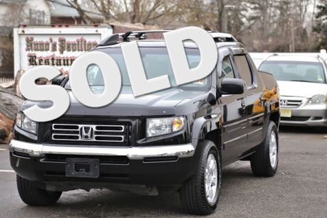 2006 Honda Ridgeline RTL with MOONROOF in