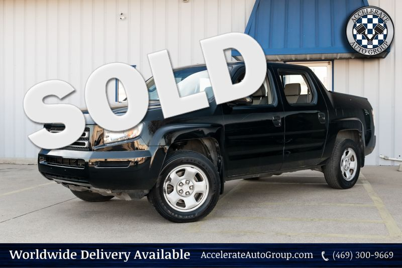 2006 Honda Ridgeline RT in Rowlett Texas