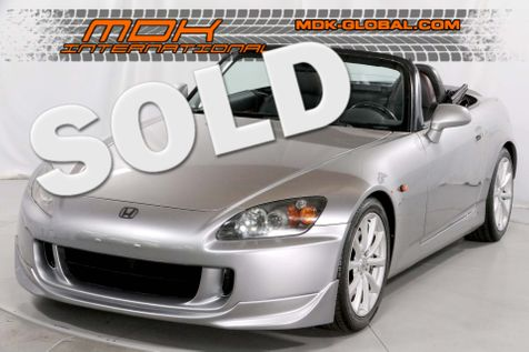 2006 Honda S2000 - New Upholstery - New clutch - Just Serviced in Los Angeles