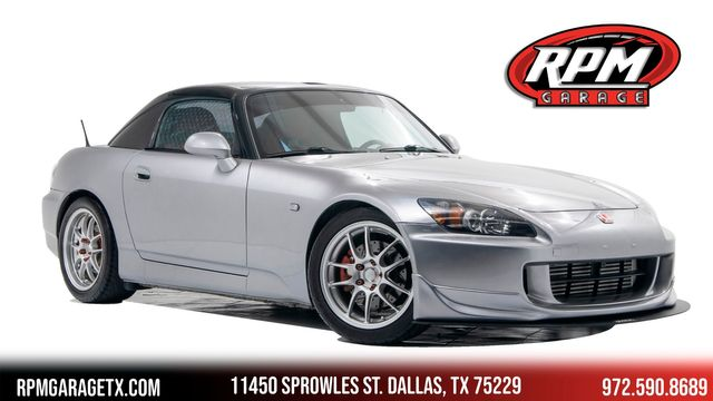 2006 Honda S2000 Supercharged with Many Upgrades