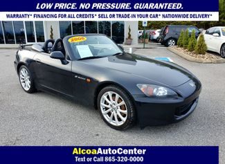 2006 Honda S2000 6-Speed Manual in Louisville, TN 37777