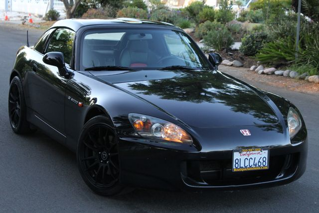 2006 Honda S2000 MANUAL HARDTOP SERVICE RECORDS | Van Nuys CA