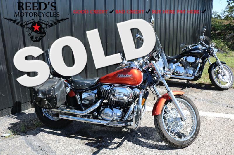 2006 Honda Shadow Spirit 750 | Hurst, Texas | Reed's Motorcycles in Hurst Texas