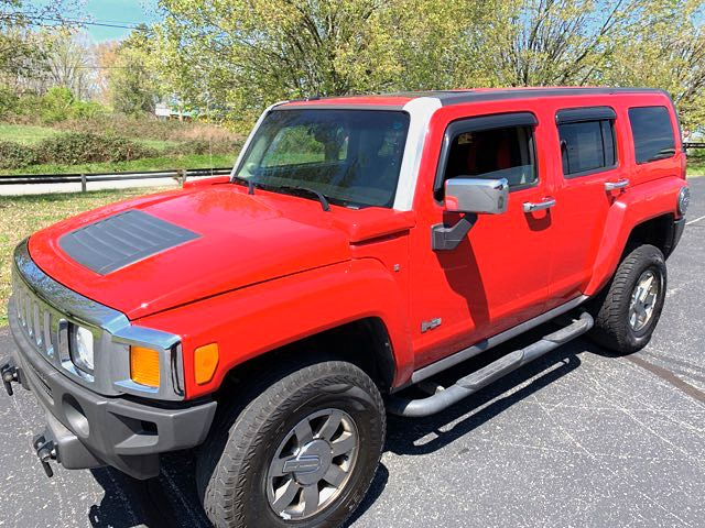 2006 Hummer-Carfax Clean! H3-SHOWROOM CONDITION 4X4-LEATHER BUY HERE PAY HERE